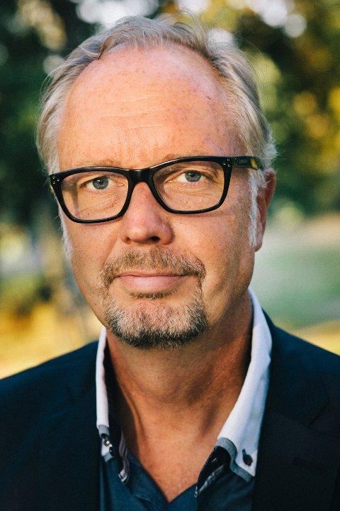 KØFOGDEN: Lars Arvidson spiller Kølfogden.