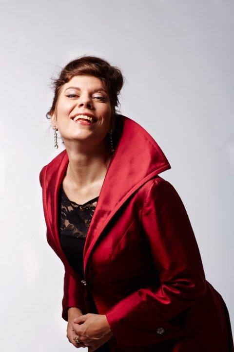 SPORAN: An-Magritt er det Maria Forrström som tolker.