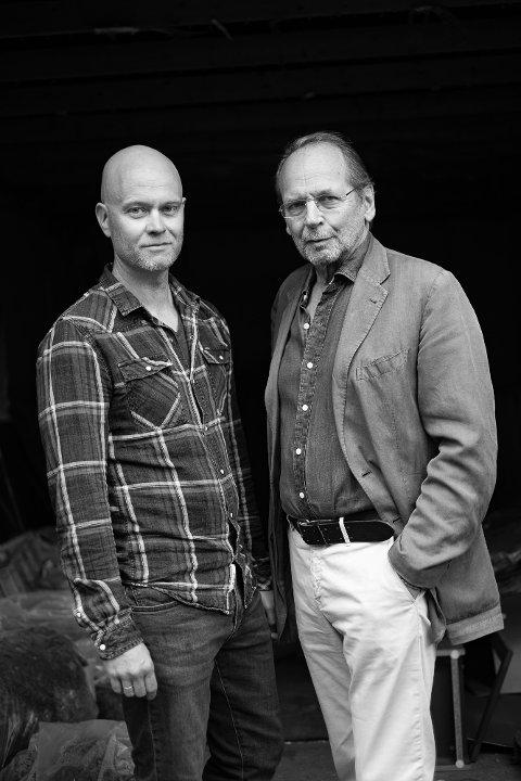 """DUETT: Vegar Dahl har fått med seg Ole Paus på laget når  han nå lanserer sin nye singel """"Sangen om de glemte"""""""