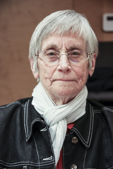 Interpellasjon: Reidun Roland,Røroslista. Foto: Tor Enget