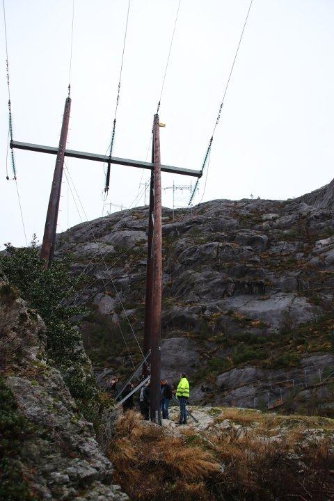 LØNNSOMT: En sammenligning av ulike nøkkeltall for lønnsomhet viser at Statkraft Energi har omtrent samme lønnsomhet som re andre store vannkraftprodusenter i Norge.