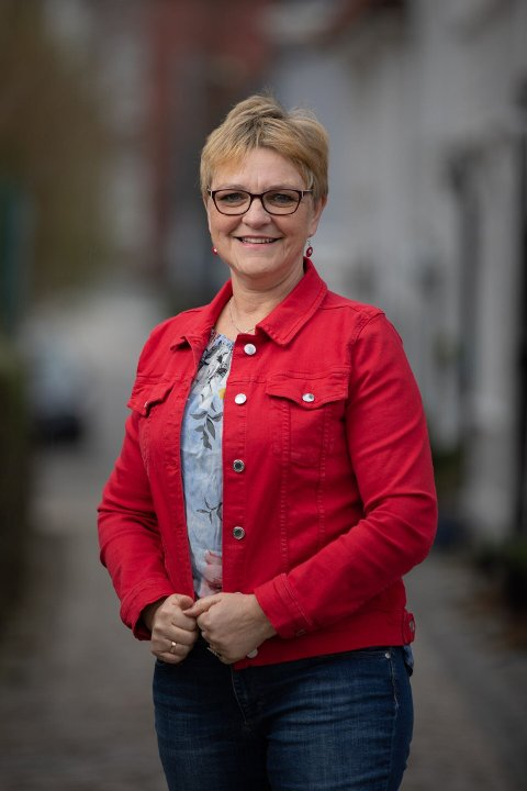 Trude Brosvik, fylkesordførarkandidat for Vestland KrF