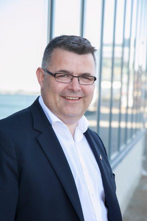 Kjell Børge Freiberg 1. kandidat Nordland Fremskrittsparti