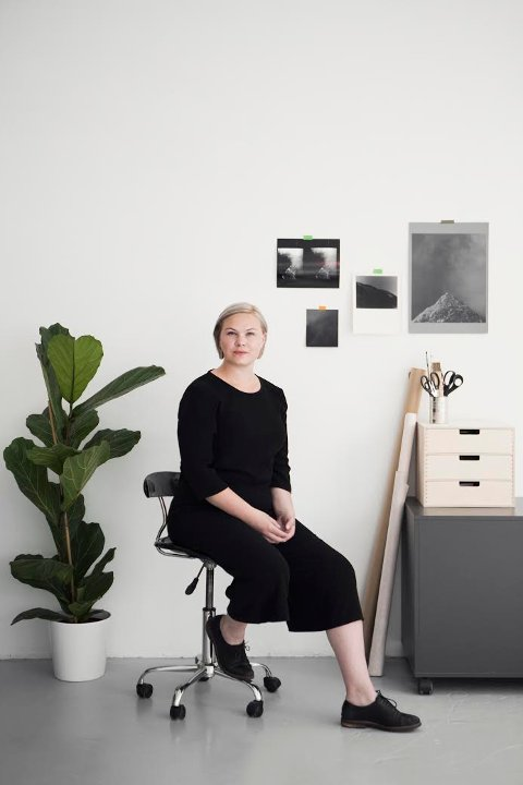 Til Amsterdam: Marianne Bjørnmyr skal stille ut ni fotografier under en stor fotofestival i Amsterdam.