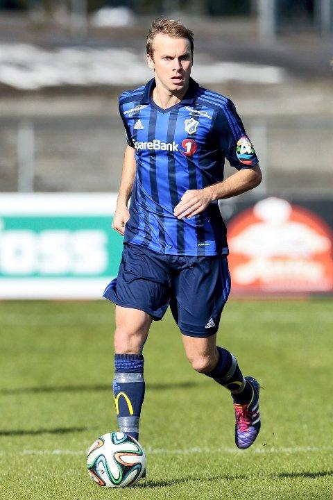 TIL MIF: Stabæk-spiller Craig Henderson skal spille for Mjøndalen i høst.