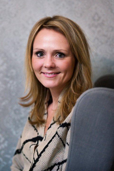KULTURMINISTER: Linda Hofstad Helleland (H) bor i Drammen.