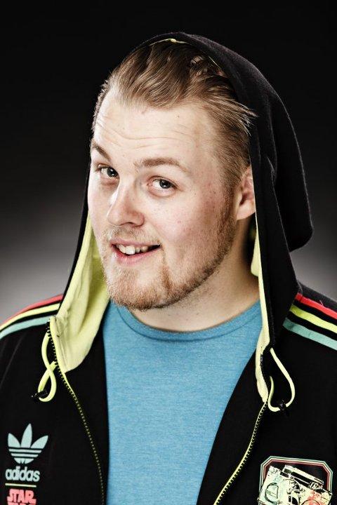 MESTER: Artisten Beatur er musiker, multi-lydkunstner og islandsk mester i beatboxing.