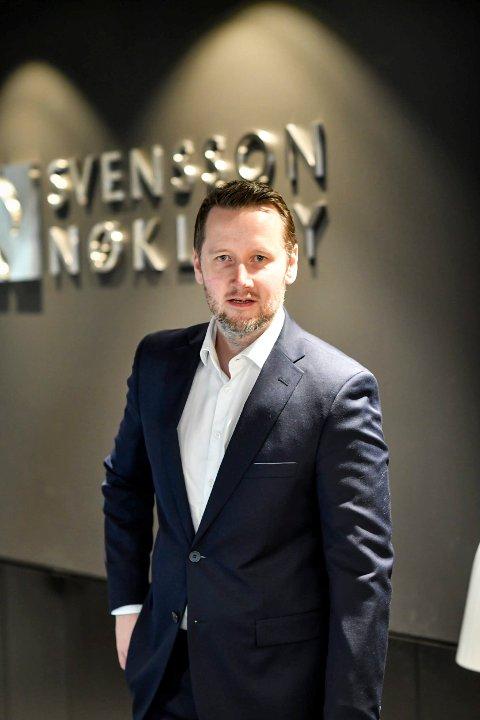 BOBESTYRER: Bobestyreren, advokat Christer Almquist, har anmeldt konkursen i Bilombygging AS og innstilt på konkurskarantene for styreleder/daglig leder.