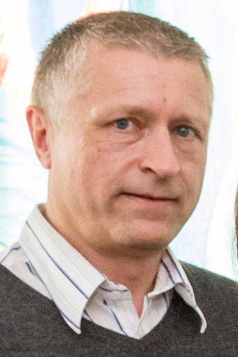 Avdelingsleiar Vidar Øvrebø i Pasientreiser Helse Førde.