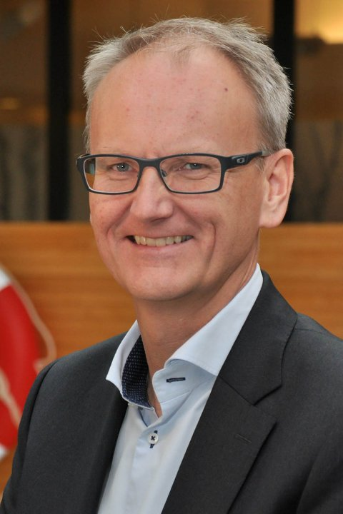 Espen Opedal i Tryg Forsikring