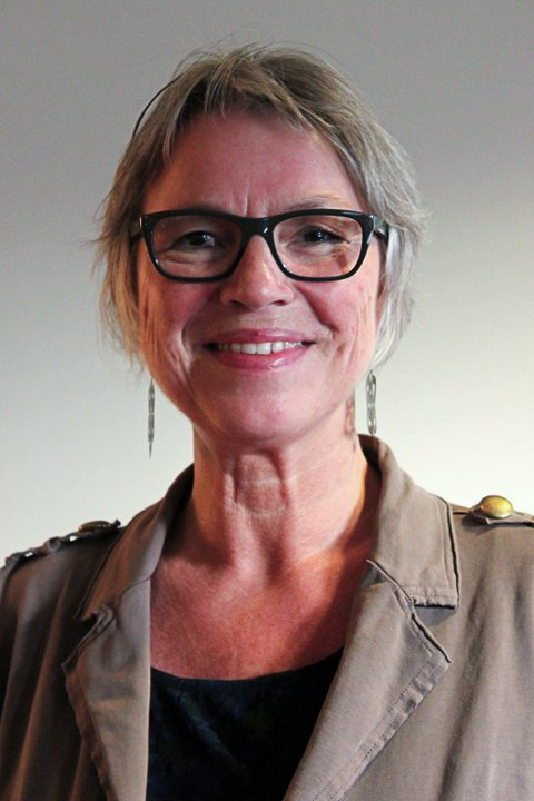 KURSHALDAR: Kristin Eimhjellen skal halde kurs i Førde i slutten av månaden.