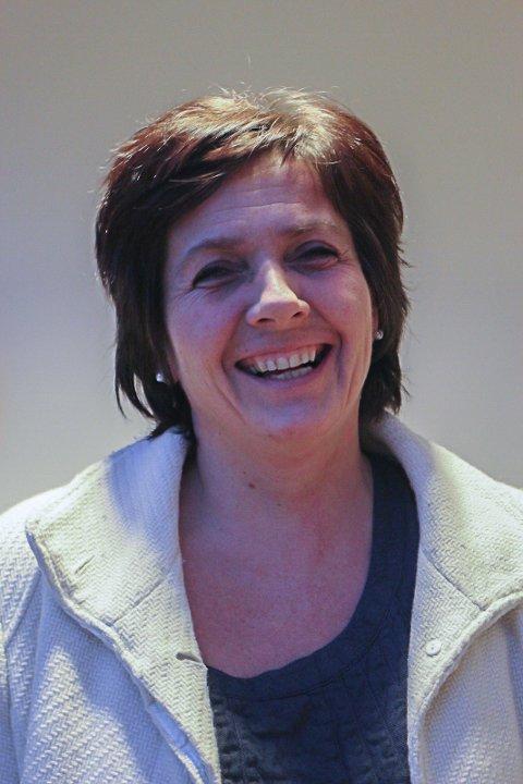 KURSHALDAR: Ann Kristin Sæbø held kurs i Førde i slutten av månaden.