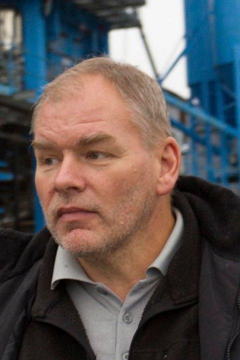 Tor Opseth, dagleg leiar Ankerløkken Eigedom AS, Opseth Eigedom AS - høgdebilde