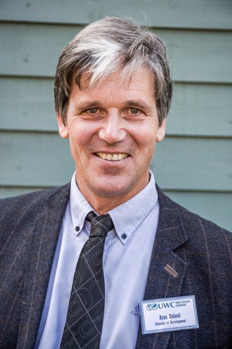 NY STYRLEIAR: Arne Osland ser fram til å ta fatt på vervet som styrleiar for Førdefestivalen.