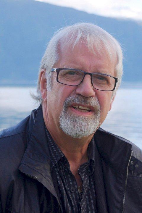 Tore Thorsnes direktør i NAV Sogn og Fjordane.
