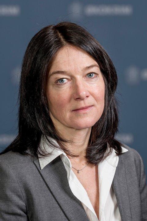 AKTOR: Førstestatsadvokat Elisabeth Harbo-Lervik i Økokrim