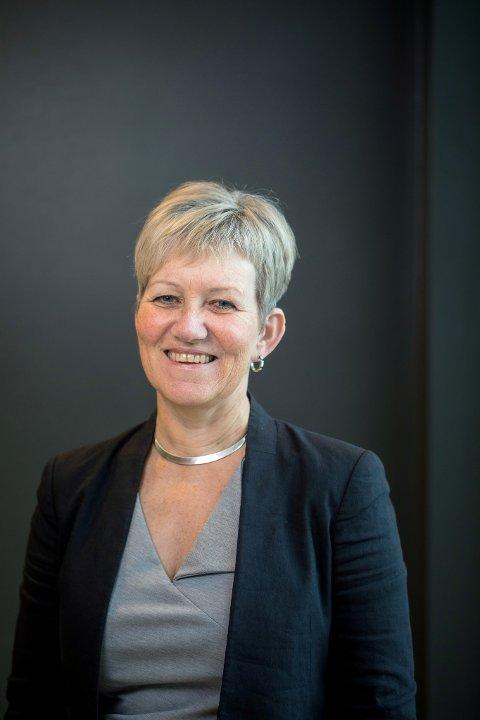 PROREKTOR FOR UTDANNING: – Det å kombinere jobb og utdanning blir stadig meir populært, fortel  Bjørg Kristin Selvik.