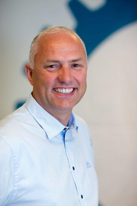 Regionsjef Paul Olaf Baraas