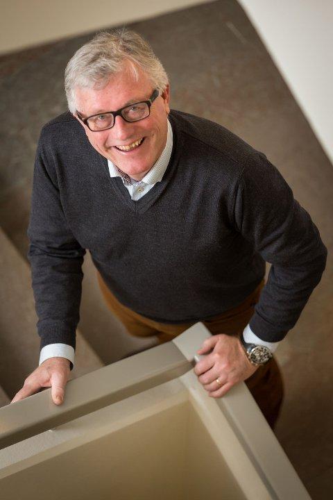 Tore Strandskog, næringspolitisk direktør Nelfo