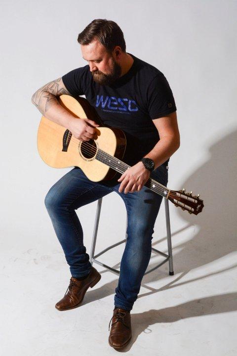 """Ny singel: """"Come On"""" er siste bidrag fra Magne Solbrække, mede hjelp fra Lasse """"Lazz"""" Jensen."""