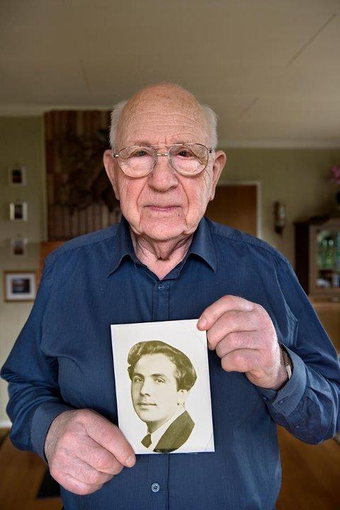 Krigsveteran Harry Sønsterød døde onsdag. Han ble 96 år gammel.