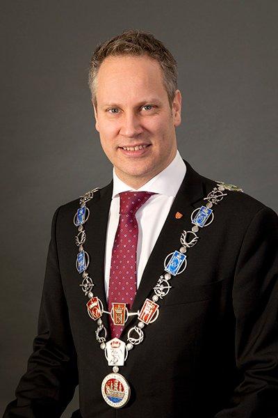 Jon-Ivar Nygård (Ap), født 1973