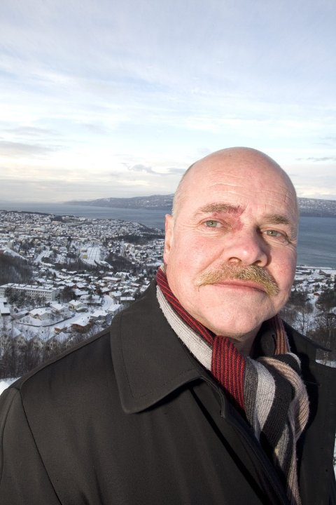 EVENES-FORKJEMPER: Jardar Jensen