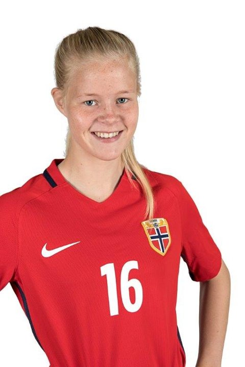 Klar for ny U-23-landskamp for Norge, Katrine Winnem Jørgensen