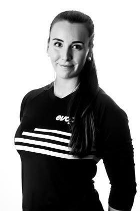 YDMYK: Kristine Olsen er veldig glad for å ha mottatt den høyeste utmerkelsen i Evo.