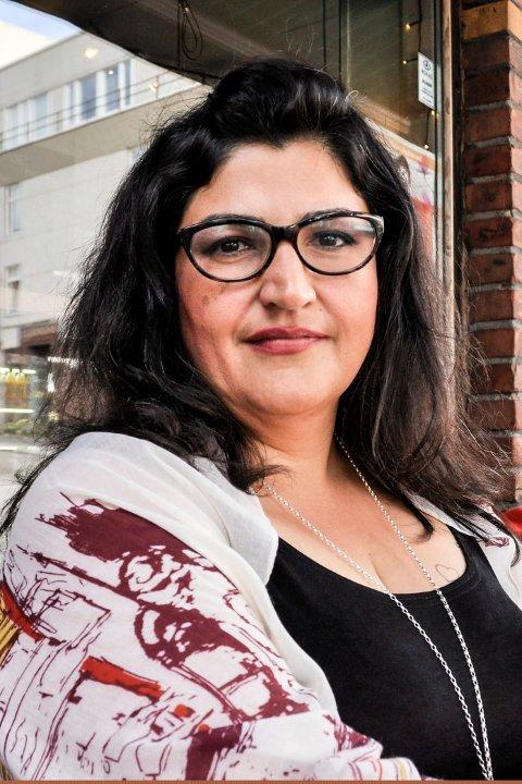 TAR KAMPEN: Anahita Jafari er opptatt avintegrering, og av kampen mot sosial kontroll som finnes i enkelte innvandrermiljøer.