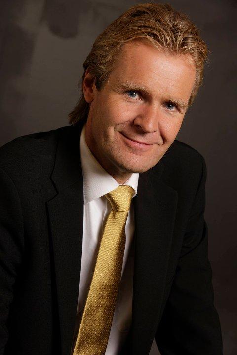 Erik Wold skal lede debatten.