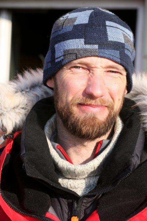 Lillehamringen Audun Tholfsen har deltatt på mange ekspedisjoner i Arktis.