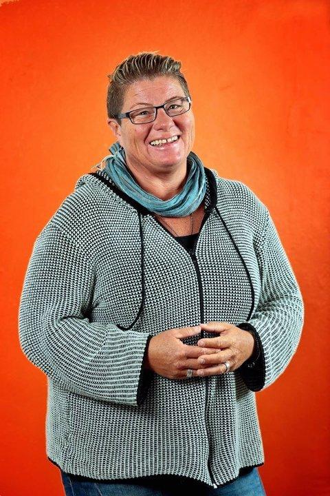 BRYTER MATMØNSTRE: Siri Christensen er sykepleier og avhengighetsterapeut og jobber med overspisingsproblematikk i bedriften Klima. 8Pressefoto