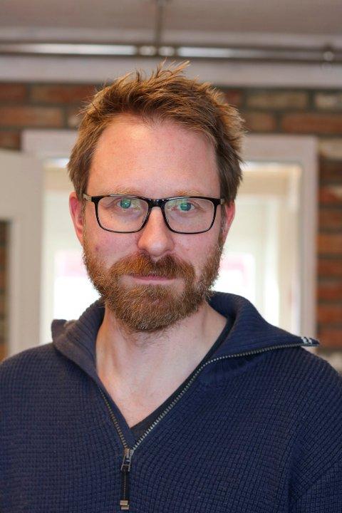 Leif Høghaugs nye - og gedigne - prosjekt er oversettelse av James Joyce-romanen Finnegans Wake.