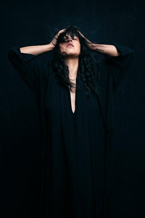 TIL FESTIVITETEN: Maria Mena holder konsert på Festiviteten i november.