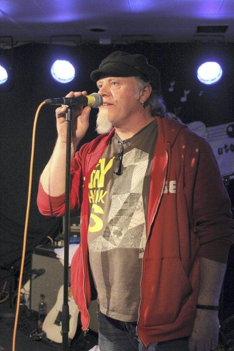 Bluesgeneral: Stein Egil Legård har jubilert tre ganger dette året. Arkivfoto: Ole Marius Kvamme