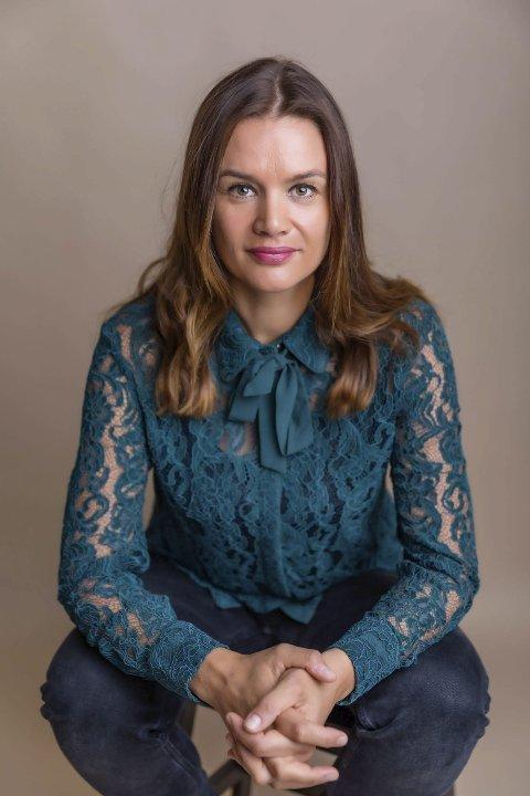 Ruth Lillegraven: Foto: Ann-Sissel Holthe