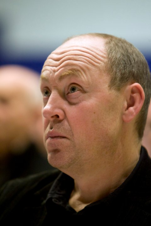 Arne Bergsvåg (Sp) fra Vindafjord leder samferdselsutvalget i Rogaland fylke. Arkivfoto: Terje Størksen