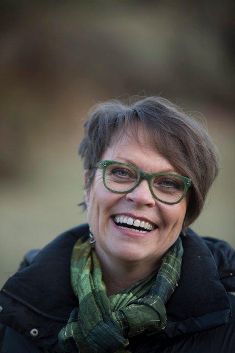 GODE TAL: Ordførar Mette Heidi Bergsvåg Eitrheim (Sp) gler seg over gode skatteinntekter og kontroll på driftsutgiftene i Etne kommune. (Arkivfoto: ).
