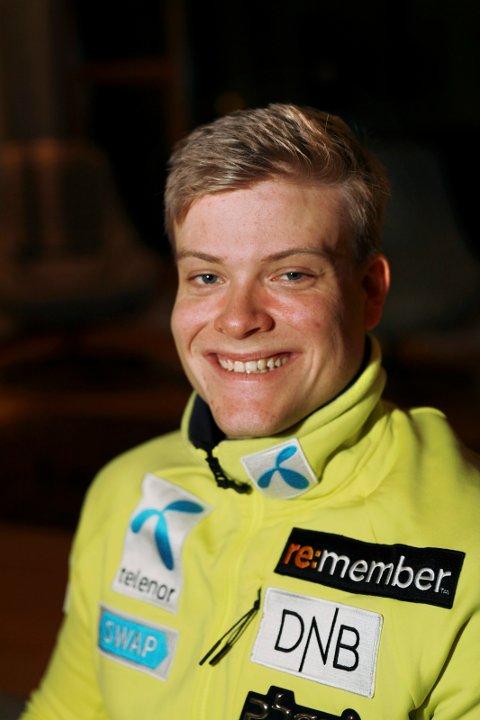 KLAR FOR VM: Jesper Saltvik Pedersen ladet opp til VM i neste uke med å vinne to slalåmrenn i verdenscupen i Kroatia onsdag og torsdag.