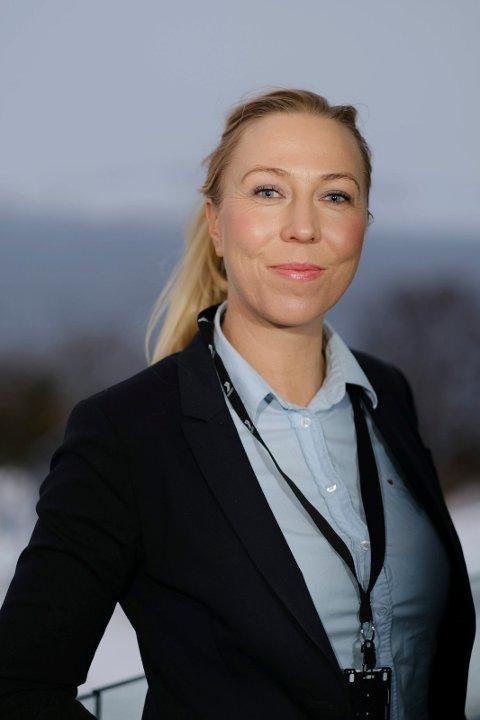 TAR SAMFUNNSANSVAR: - Vi tar samfunnsansvar og støtter derfor en festival som Karmøygeddon. Tilbake får vi synlighet, sier kommunikasjonsrådgiver Anne-Sofie Hagland i Gassco.