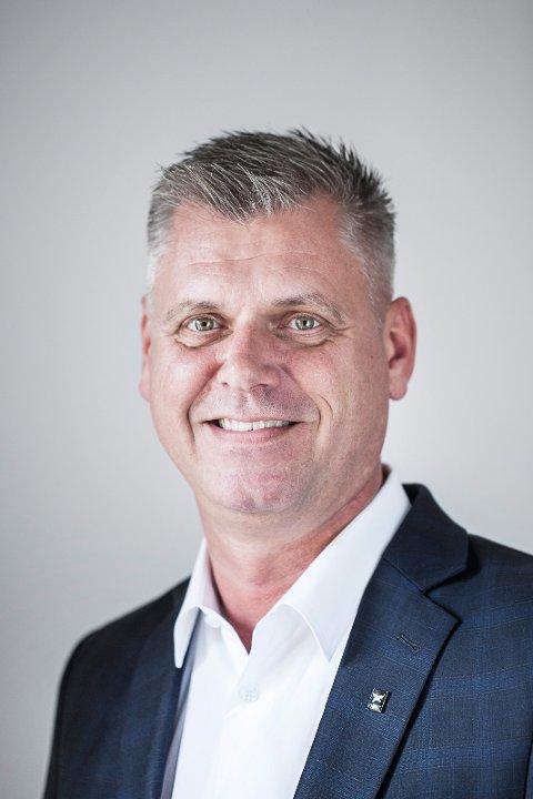 Nils Einar Steinstø ny leder i næringsforeningen.