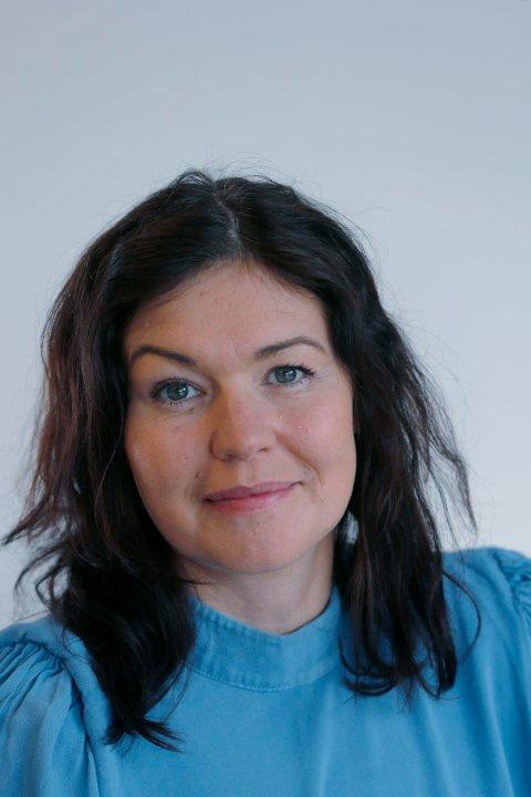 KOMMUNEOVERLEGE: Katrine Marie Haga Nesse.
