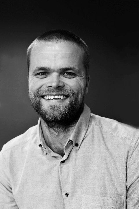 LETTET: Håvard Tvedte er lettet over at ingen skoler bli nedlagt i Sveio.