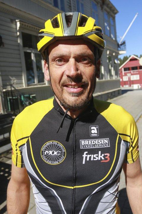Svein Johnny Johansen var fornøyd med TdT.