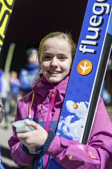 16-åringen fra Mosjøen deltar i sitt første mesterskap.