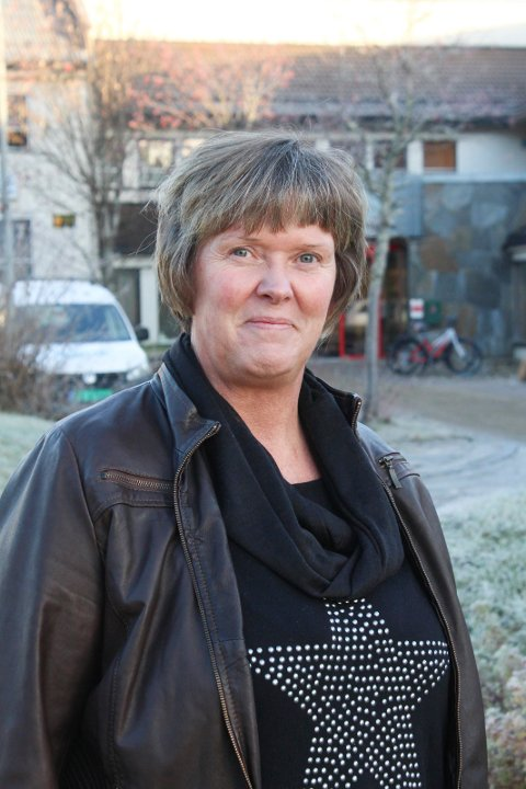 Anita Mellingen, fungerende rådmann i Grane kommune