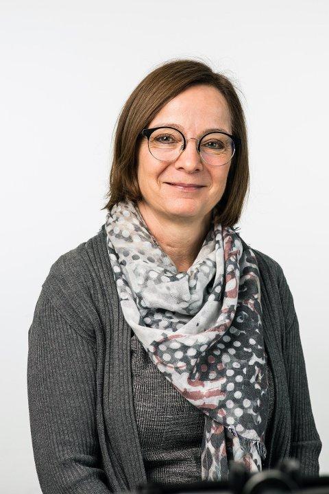 NY LEDER: Siri Tau Ursi ble mandag ansatt som ny direktør i Finnmarkssykehuset.