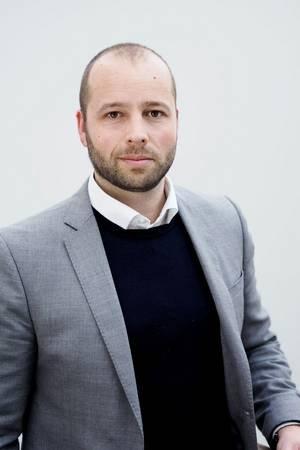 Eivind W. Christiansen fra Kragerø har fått ny jobb i Norwegian, etter mange år i Finn.