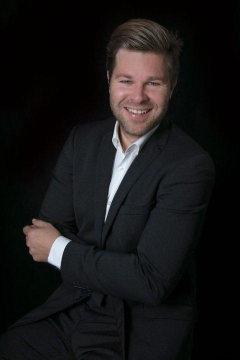 Juirist Øyvind Kasin.